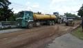ซ่อมบำรุงถนนลาดยาง (แบบบูรณาการร่วม) ร่วมกับ อบจ.อุดรธานี ทำการออกซ่อม สร้าง ถนนสาย อด 3032 นาโฮง-โพธิ์ท่าเมือง